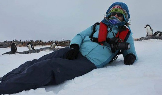 Jennifer Boyd Antarctica