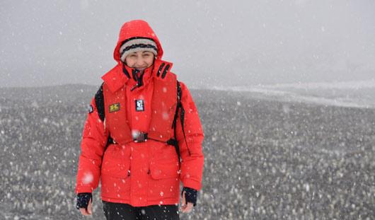Rachel Antarctica Falklands & South Georgia Poseidon Expeditions