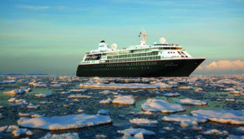 Silver Cloud Luxury Antarctica ship