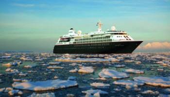 Silver Cloud Luxury Antarctica ship