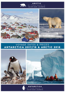 Antarctica and Arctic dates and prices 2017-18