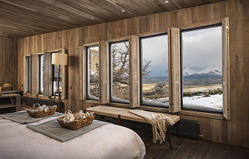 Awasi Luxury Lodge Patagonia Chile