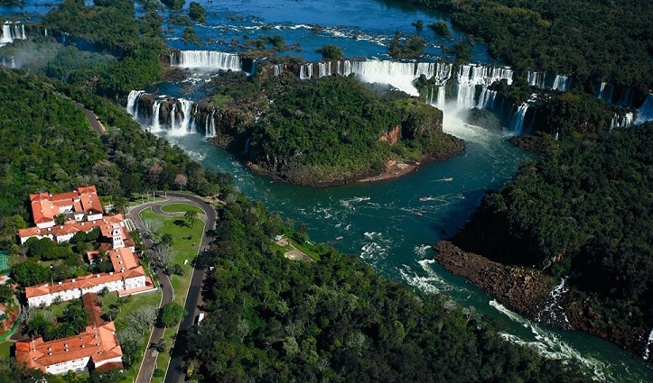 Belmond-hotel-Das Cataratas Iguassu Falls Brazil