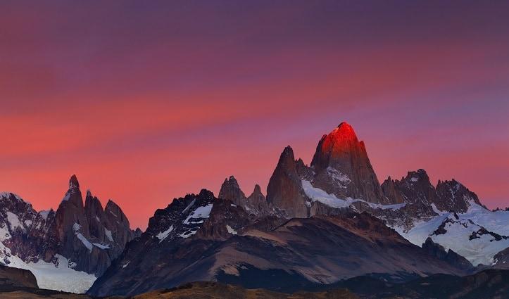 Los Glaciares National Park Patagonia Argentina