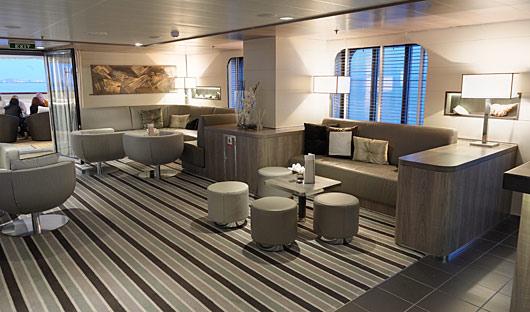 L'Austral and Le Boreal Lounge
