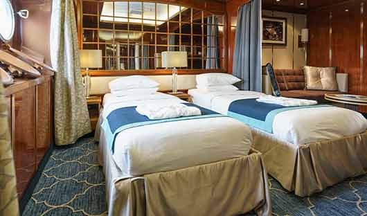 Sea Spirit main deck suite 1