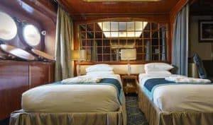 Sea Spirit main deck suite