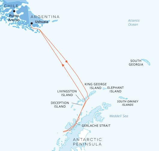 Magellan Explorer Antarctic Peninsula