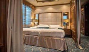 Sea Spirit owners suite