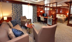 Hebridean Sky Owners Suite