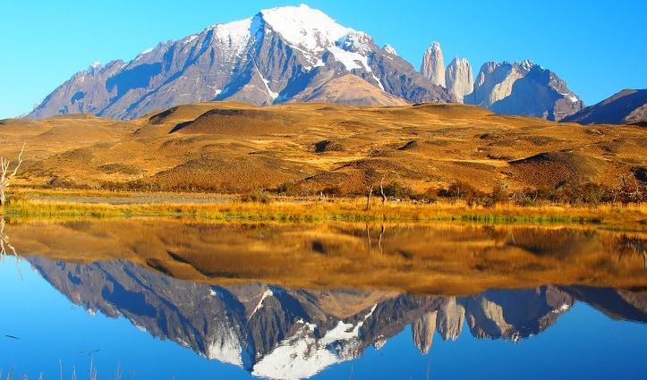 Patagonia Cascada Eco camp Chile