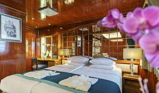 Sea Spirit premium suite