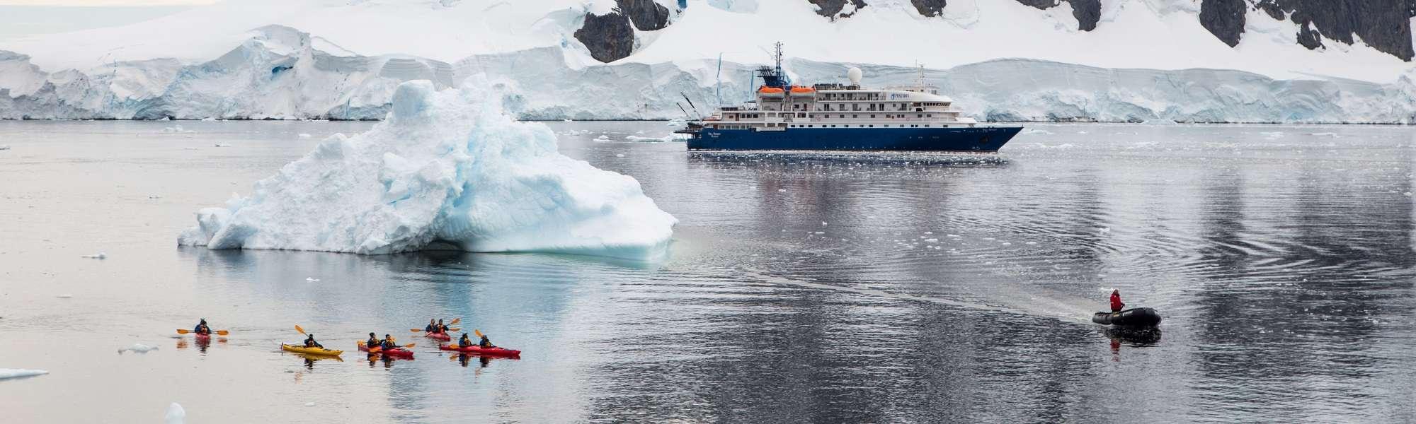 Sea Spirit Luxury Cruises Antarctica Falklands Amp South Georgia