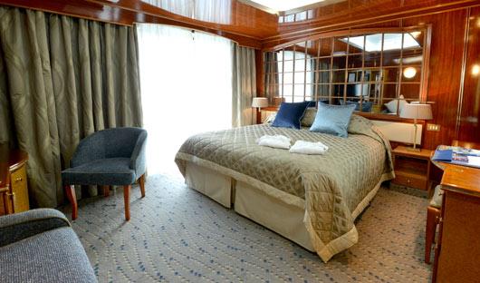 Hebridean Sky Veranda Suite