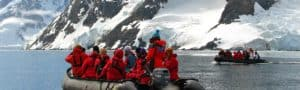 A Day on an Antarctica Cruise