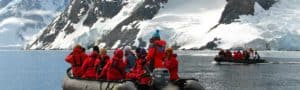 Day On An Antarctica Cruise