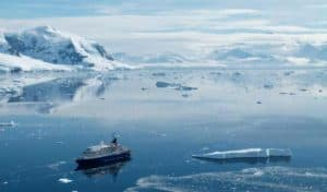 Sea Spirit best Anatrctic Cruise