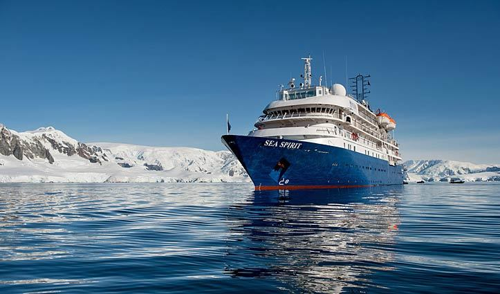 Sea Spirit Antarctic Peninsula
