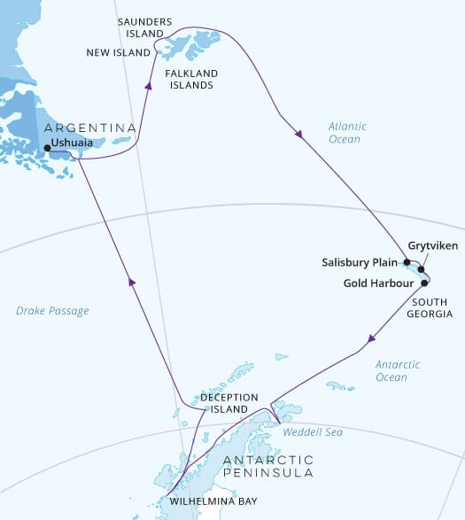Christmas and New Year in Antarctica