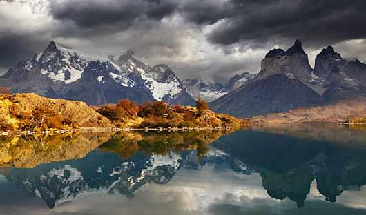 Torres del Paine Patagonia, Chile
