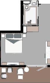 Greg Mortimer Balcony-suite