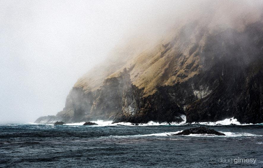Doug Gimesy shoreline