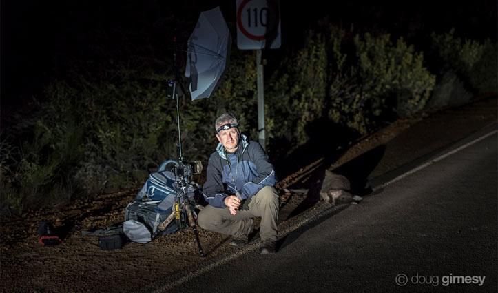 Doug Gimesy conservation and wildlife photographer