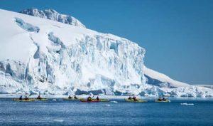 Kayaking Quark
