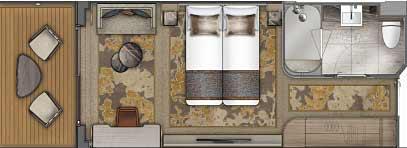 Veranda Suite World Explorer