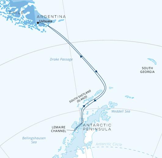 Spirit of Antarctica