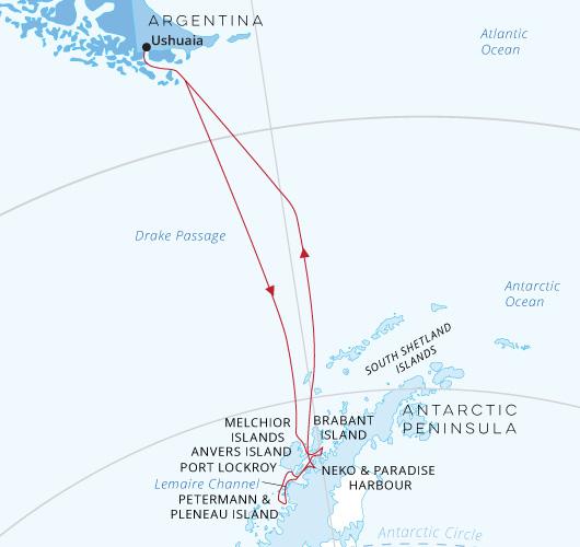 Hondius Antarctic Discovery Cruise