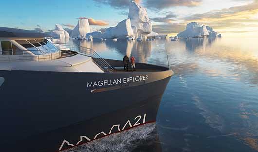 magellan explorer bow