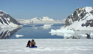 AXXI Antarctic with fewer people Antarctic Fly Cruise