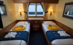 Ocean Adventurer Main Deck Twin Window