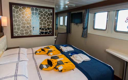 Ocean Adventurer Owner's Suite