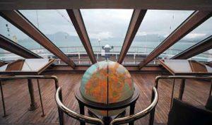 Ocean Diamond Observation Deck