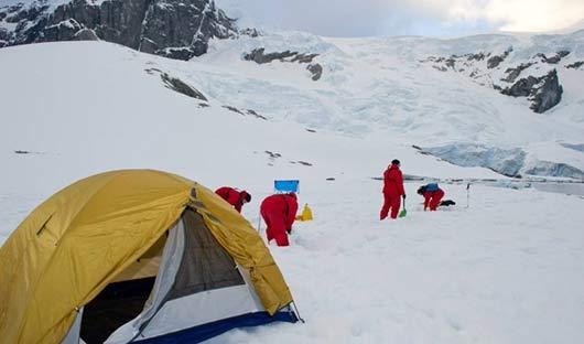 Camping One Ocean