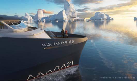 Bow Magellan Explorer