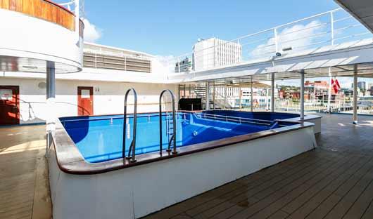 Ocean Endeavour Pool