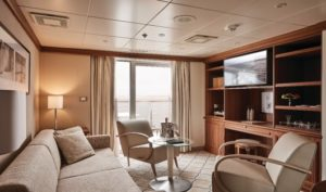 Silver Explorer Owners Suite