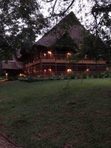 Amazon Lodge, Peru by Craig Harris