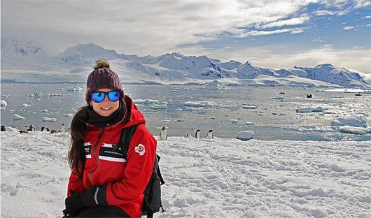 Fiona Antarctica, Neko Harbour