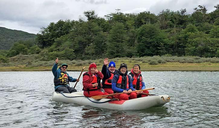 Canoe-Ride