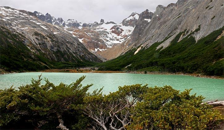 Lake Esmeralda