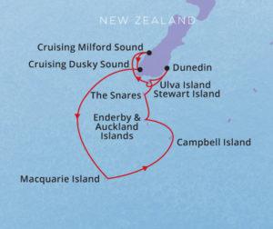 Dunedin to Dunedin Milford Sound