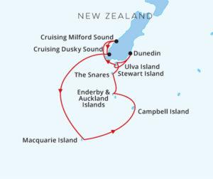 Dunedin to Dunedin