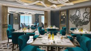 Crystal Endeavour Restaurant