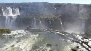 Iguazu Falls, Argentinian Side by Amanda Coombes