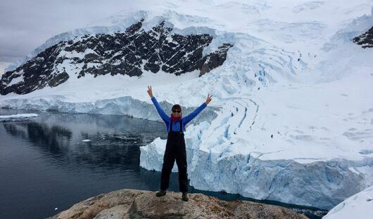 Jenn-Antarctica