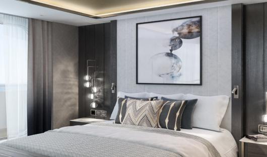 Crystal Endeavor Owner's Suite